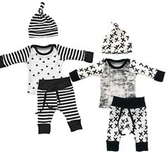 Baby Boys Clothing Outfits Set Newborn Toddler Infant Kids Baby Boy Clothes T-shirt Tops Pants Hat(China) Hipster Outfits, Casual Outfits, Hipster Ideas, Outfits With Hats, Baby Boy Outfits, Baby Boy Tops, Baby Boys, Infant Boys, Hipster Babys