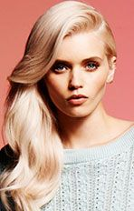 Behind the scenes with Abbey Lee for Portmans