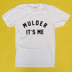 Mulder It's Me