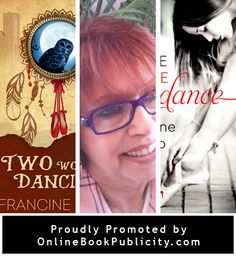 Francine Paino and her two mystery novels:  To Live and Die for Dance & Two Wolves Dancing is now represented by Online Book Publicity http://www.onlinebookpublicity.com/supernatural-suspense.html http://www.onlinebookpublicity.com/young-adult-paranormal-mystery.html #paranormal #supernatural #thriller #novels Join our network to promote your books: http://www.onlinebookpublicity.com/bookpromotion.html