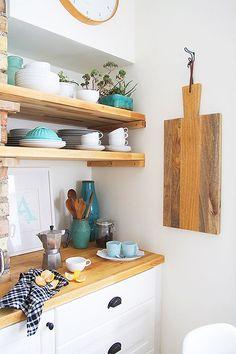 Antes/después   reforma de una cocina con pintura