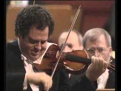 Ludwig van Beethoven - Violin Concerto in D major, Op.61 (Itzhak Perlman; Daniel Barenboim) - YouTube