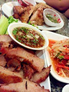 Thai food #eatinginbangkok #foodie #thaifood