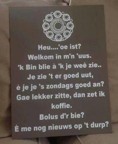 Dialect, Zeeland.