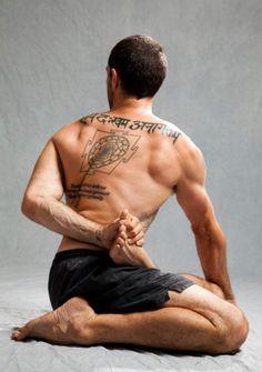 yoga guy! yoga man!          http://www.valenciamindfulnessretreat.org