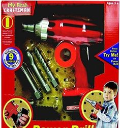 My First Craftsman Power Drill -- To view further for this item, visit the image link.