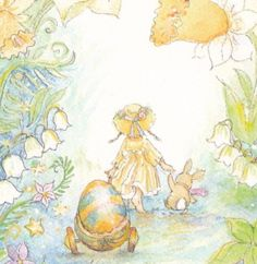 Easter Card - Becky Kelly