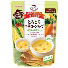 おやこdeごはん <とろとろ中華コーンスープ> - 食@新製品 - 『新製品』から食の今と明日を見る!