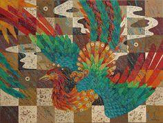 Anglaise d'origine, Sarah Porter est une artiste-peintre qui vie maintenant à Lac Brome