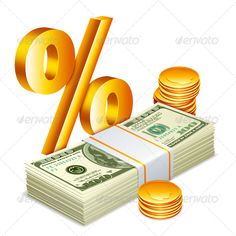 Realistic Graphic DOWNLOAD (.ai, .psd) :: http://realistic-graphics.xyz/pinterest-itmid-1005923337i.html ... Money Concept ...  bank, banknote, business, coin, concept, currency, deposit, dollar, earnings, finance, gold, illustration, loan, money, pack, paper, percent, percentage, rate, savings, sign, tax, vector  ... Realistic Photo Graphic Print Obejct Business Web Elements Illustration Design Templates ... DOWNLOAD :: http://realistic-graphics.xyz/pinterest-itmid-1005923337i.html