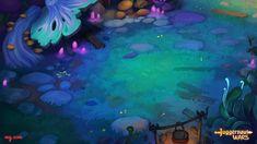 ArtStation - Swamp Location, Timofey Razumov