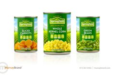Springfield Private Label Redesign - Unified Grocers on Packaging of the World - Creative Package Design Gallery