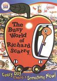 The Busy World of Richard Scarry: Every Day There's Something New! [3 Discs] [DVD], 15133502