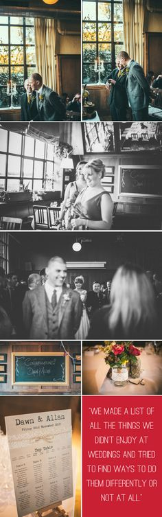 A Vintage 1950′s Wedding At the West Brewery – Allan