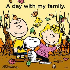 HAPPINESS IS A DAY WITH MY FAMILY