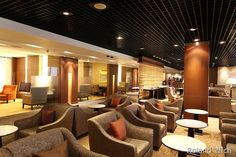 Thai Airways Royal First Lounges at Suvarnabhumi Airport
