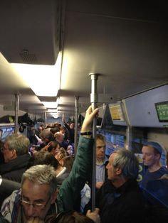 People of Europe. This is the brilliant British example of the franchised train system. Don't fall for it.