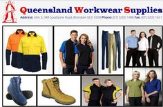 With high quality products ranging from men's boots, Hi-Vis clothing, hospitality wear, trousers, jackets, polo shirts, accessories and more; you can be rest assured of finding the best quality, wide range workwear online at Queensland Workwear Supplies. Workwear Online, Safety Shop, Polo Shirts, Brisbane, Hospitality, Work Wear, Rest, Trousers, Range