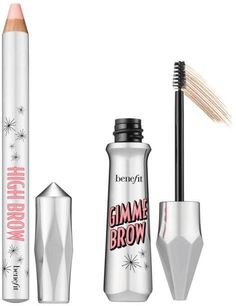 Benefit Cosmetics Lifted Brow 2-piece Set - 01 Light High Brow Benefit, Brows, Eyeliner, Popular Shoes, Benefit Cosmetics, Face Skin, Eyebrow Enhancers, Bottle, Oviedo