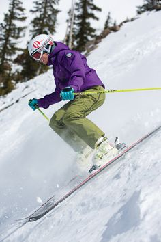 Tips for Skiing, Learn to Ski, How to be a Better Skier, Ski Like a Pro | SKI Magazine