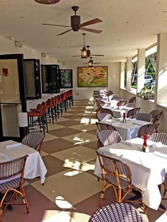 New to the Island, Bricktops became a quick favorite to many of the Palm Beach residents with outdoor dining, and menu of variety. Outdoor Seating, Outdoor Dining, Palm Beach Restaurants, Pet Life, Menu, Island, Spaces, Table Decorations, Furniture
