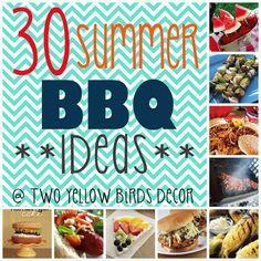 Summer BBQ Round Up