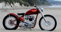 The Pre-Unit Triumph Bobber Mantra Bikernet Feature Motorcycle