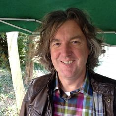 A chat with @MrJamesMay at Bletchley Park