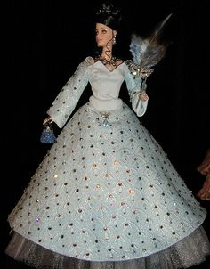 "Freddy Tan's Barbie ""Imperial Majesty"" - National Barbie Convention 2003"