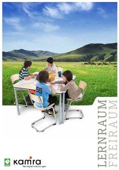 Home - Kamira Konzepteinrichtungen - flexible Lernräume - Schulmöbel Library Design, Flexibility, Home, Catalog, School, Learning, Back Walkover, House, Ad Home