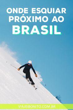 Onde esquiar perto d
