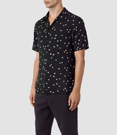AllSaints New Arrivals: Mens Nauvoo Shirt