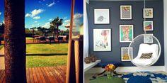 Descubra como é a decoração do lar doce lar das celebridades através de fotos da rede social