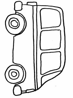 preschool blank wheel the traffic light coloring page free the LEGO Stop Light template bus safety pre kinder school painting coloring pages for kids kids