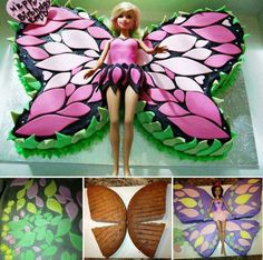 Fairy ♂️ Cake