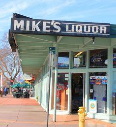 Mike's Liquor, 1102 Grant Avenue Novato, CA
