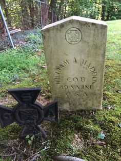 Prince William County Genealogy: Tombstone Tuesday: William A. Maddox #genealogy