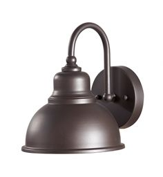 Only $37 so an inexpensive option - Feiss OL8701ORB Oil Rubbed Bronze Darby Wall Bracket