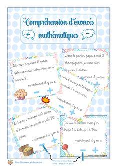 Alternative Education, Mathematics, Joy, Inspiration, Names, Activities, Math Problem Solving, Speech Therapy Games, Montessori Math