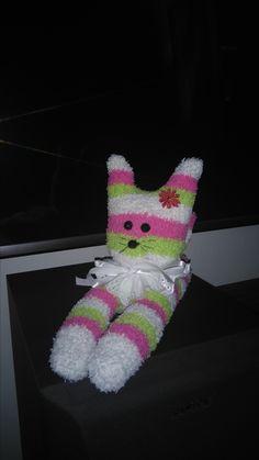 Ponožkove mačiatko
