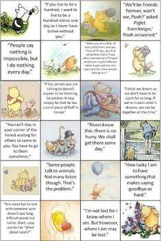 winnie the pooh wijsheid