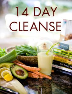 I did this cleanse 2 months after having my baby. I lost 15 lbs in the 14 days! it REALLY works. Others have lost up to 20 lbs. It's gluten-free, dairy-free and low sugar. NO fasting or only juicing-- you eat real, whole foods the entire time! Serious energy gain and learn lots of fun new, healthy recipes!