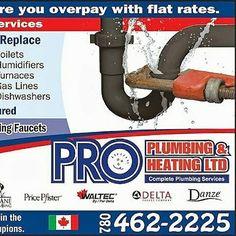 Need a new shower ??? Call us today 780-462-2225 Edmonton area Pro Plumbing & Heating #yeg #edmonton #stalbert