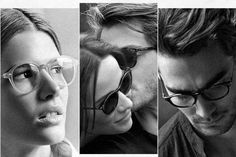 "Giorgio Armani ressort ""Frames of Life"" pour une campagne publicitaire hors normes"