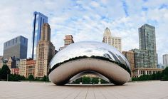 Chicago is a Town of US for food lovers and entertainment seekers.  #Travel #Chicago #NorthAmerica