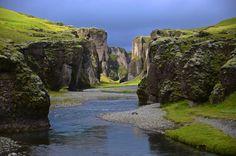 Fjaðrárgljúfur canyon- Beatriz Plana Arregui