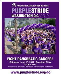 PurpleStride D.C. 2012