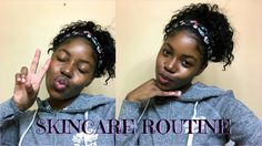 HOW I MAINTAIN MY CLEAR SKIN  SKINCARE ROUTINE (DRY SKIN)