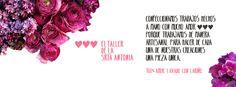 Portada Facebook primavera by El Taller de la Srta Antonia