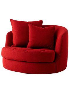 Swivel Chairs for Living Room - Modern Upholstered Swivel Chair Ideas Round Swivel Chair, Modern Swivel Chair, Upholstered Swivel Chairs, Chair Cushions, Kids Sofa Chair, Modern Armchair, Chair Pads, Accent Chairs For Living Room, Living Room Modern